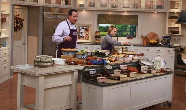 "QVC's ""In the Kitchen with David"" with David Venable"