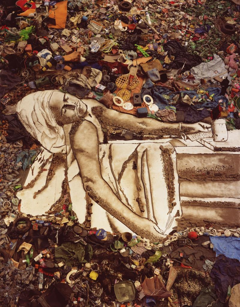 Marat (Sebastiao) , Pictures of Garbage, 2008