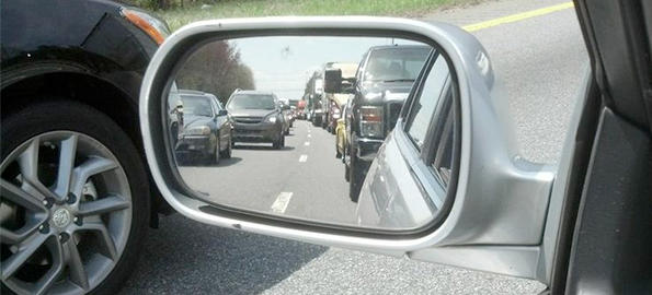 Charlotte's roads are jammed, but the McCrory administration says the state's new road funding formula will help.