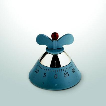 Kitchen timer designed by Michael Graves