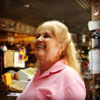 Barbara Nottingham has owned the Happy Hollow Gift Shop for almost 40 years.