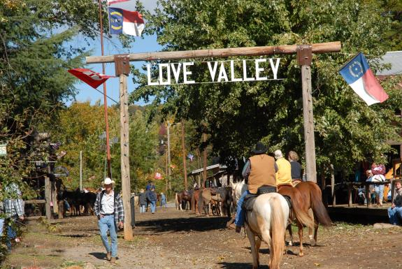 Love Valley | This Day in North Carolina History