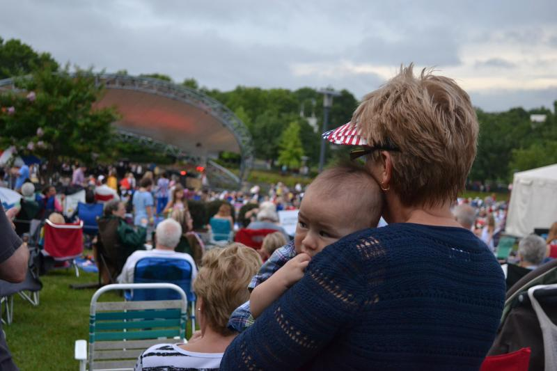 Charlotte Symphony Independence Day Pops Concert