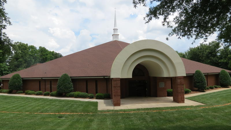 Ebenezer Baptist Church is an Evangelical church in North Charlotte.