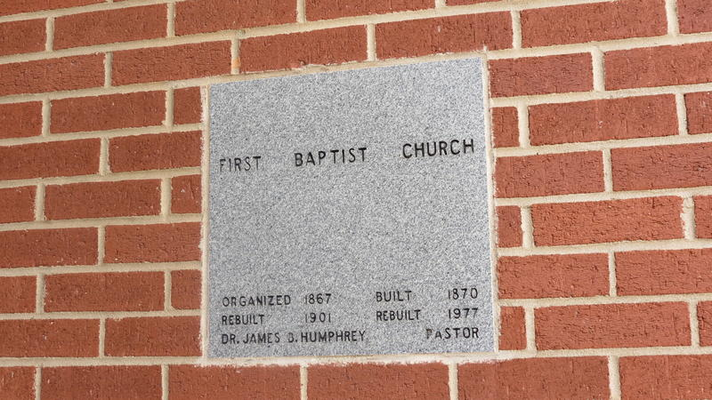 First Baptist Church West is Charlotte's oldest Baptist church at more than 145 years old.