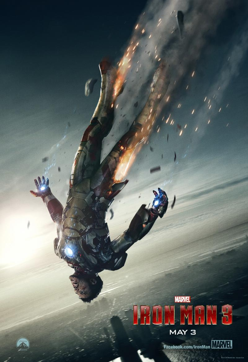 Iron Man 3 was the first film to claim the maximum incentive in North Carolina - $20M.