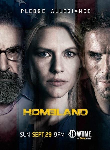 All three seasons of Showtime's TV series Homeland have filmed in Charlotte.