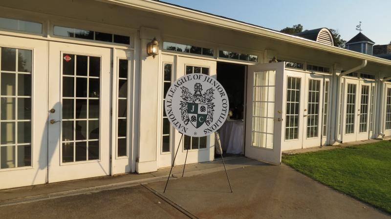 The National League of Junior Cotillions for North Mecklenburg hosts classes at the Birkdale Golf Club Pavilion in Huntersville.