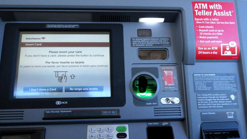 Banks Get Closer To An Actual Automated Teller Wfae