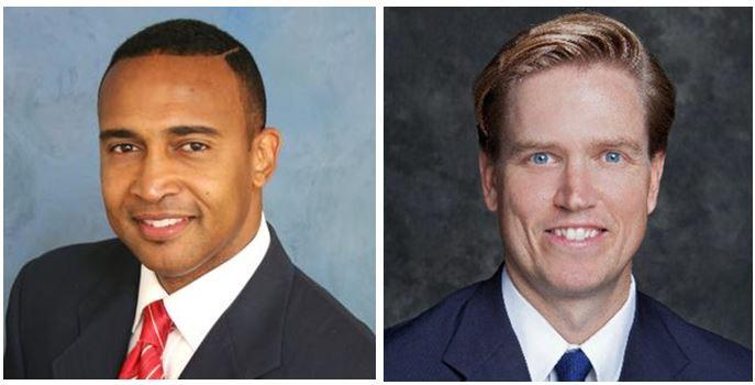 Democrat Patrick Cannon and Republican Edwin Peacock are vying to become Charlotte's next mayor.