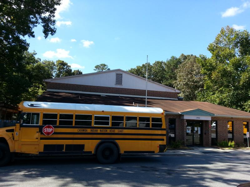 The 1993 settlement enabled the Catawba Nation to opened a pre-school and Head Start program.