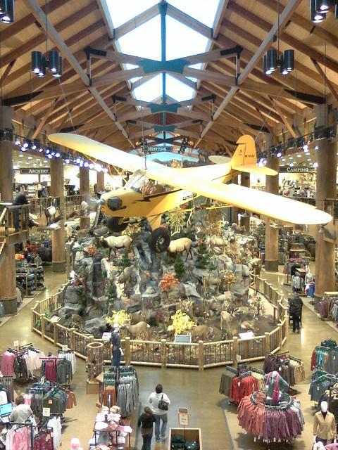 A Cabela's Store in Washington
