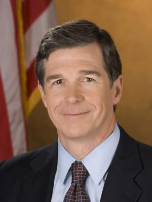 Roy Cooper, Democratic candidate for governor