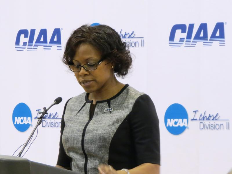 CIAA Commissioner Jacqie Carpenter says an agreement in principle with the city of Charlotte is in place to relocate its headquarters from Hampton, Virginia in 2016.