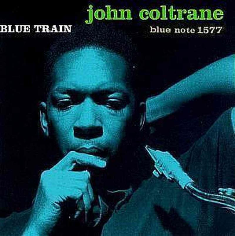 3. Blue Train - John Coltrane