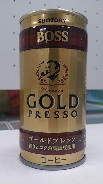 Boss Gold Presso