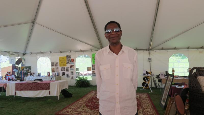 Pape Ndiaye, owner of the House of Africa, started Charlotte's Juneteenth celebration in 1997