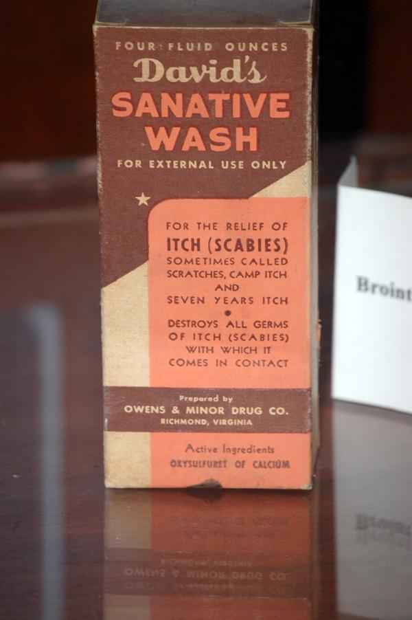 David's Sanative Wash