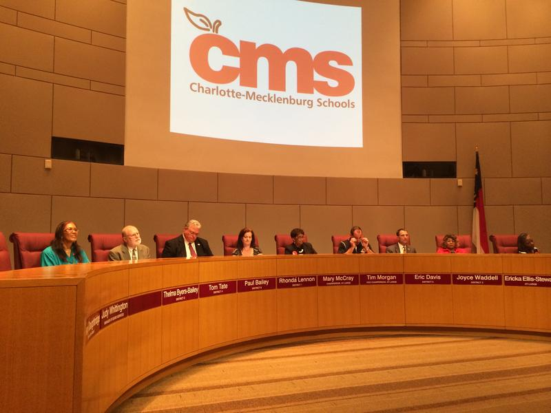 The Charlotte-Mecklenburg Schools Board of Education