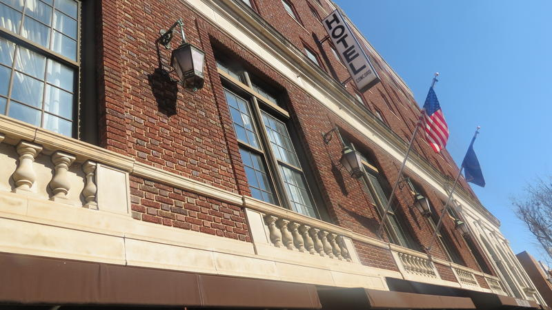 The Hotel Concord could qualify for Historic Tax Credits
