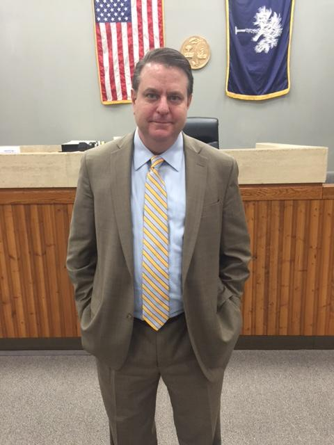 York County's solicitor Kevin Brackett