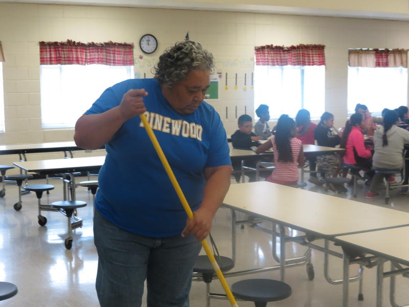 Cms Custodians Finalists In National Competition Wfae