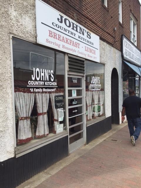 John S Country Kitchen