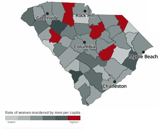 Till Death Do Us Part Domestic Violence In South Carolina WFAE
