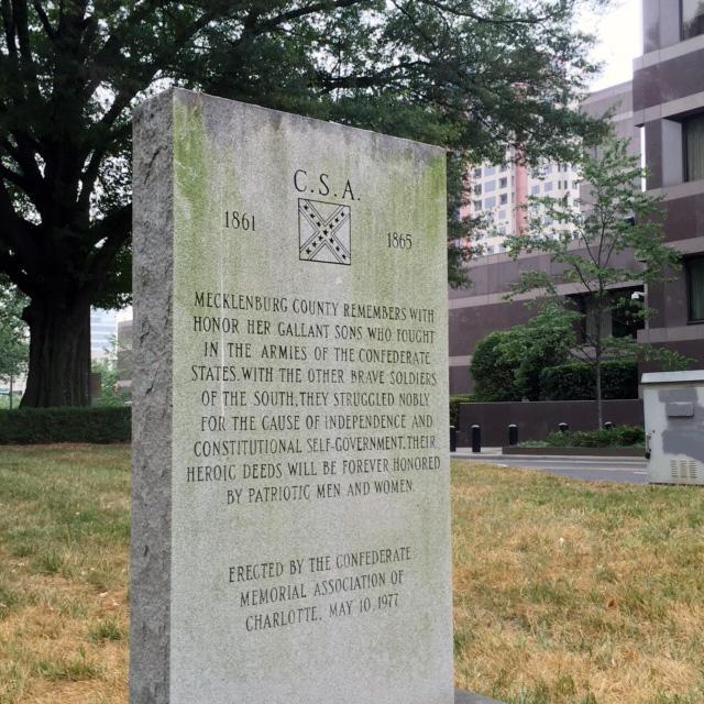 Confederate Monument 1 Mecklenburg