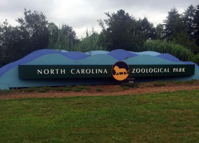Visiting Greensboro - NC Zoo