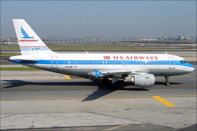 Then it will stop in Charlotte, once home to Piedmont Airways which was acquired by USAir