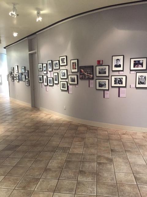 Exhibit of Daniel Coston photos