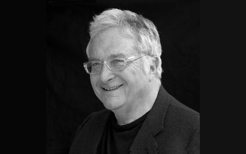 Songwriter, composer, singer, and pianist Randy Newman.