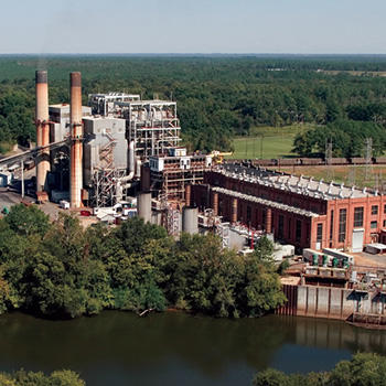 Duke Energy's now-closed Cape Fear Steam Station is one of three covered in the ruling. Duke Energy is planning to excavate coal ash from several ponds at the site, and transfer it to the nearby Brickhaven land fill.