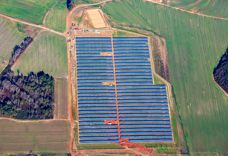 gaston solar project
