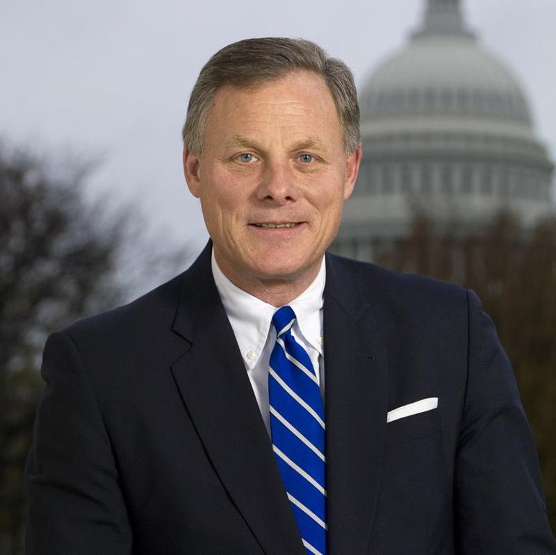 Republican U.S. Senator Richard Burr