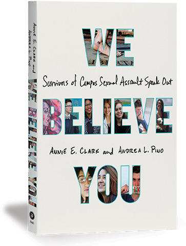 We Believe You book cover