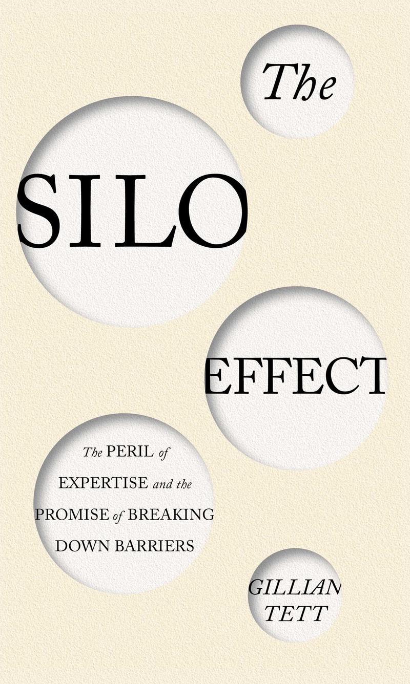The Silo Effect book cover