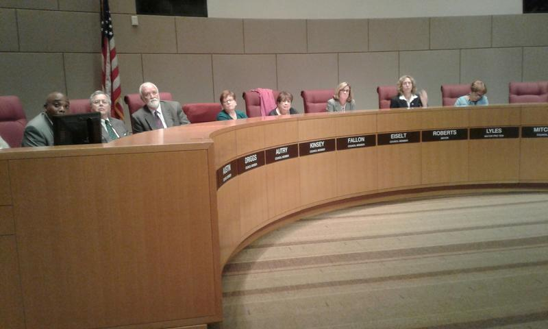City Council members accused of not caring about the concerns of Charlotte's African-American community