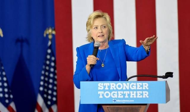 Democratic presidential candidate Hillary Clinton criticized House Bill 2 and North Carolina's recently overturned voting overhaul during a rally at Johnson C. Smith University.