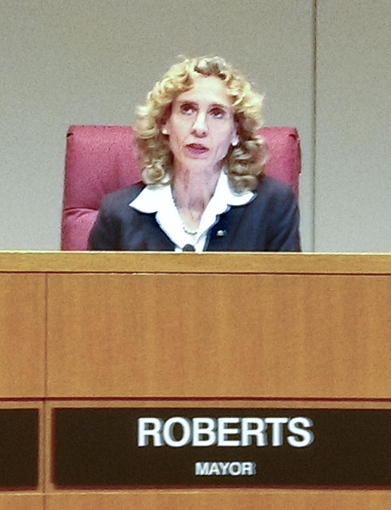 Mayor Jennifer Roberts