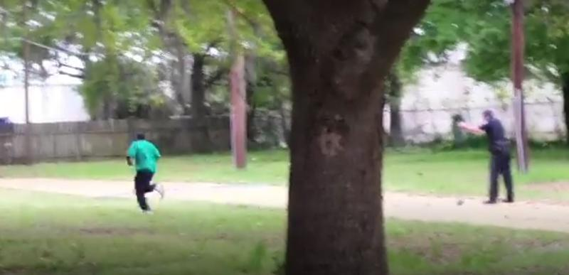 A bystander's cell phone video showed officer Michael Slager shooting Walter Scott.