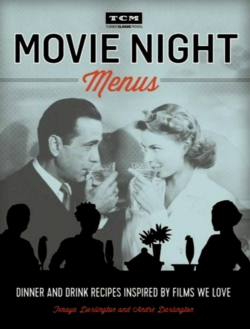 Movie Night Menus book jacket