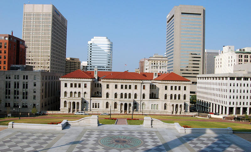 Fourth Circuit Court of Appeals, Lewis F. Powell Jr. Courthouse