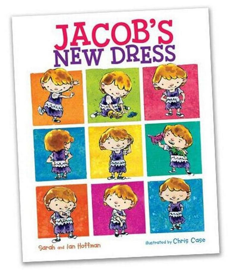 Jacob's New Dress book cover