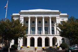 Rowan County offices in Salisbury.