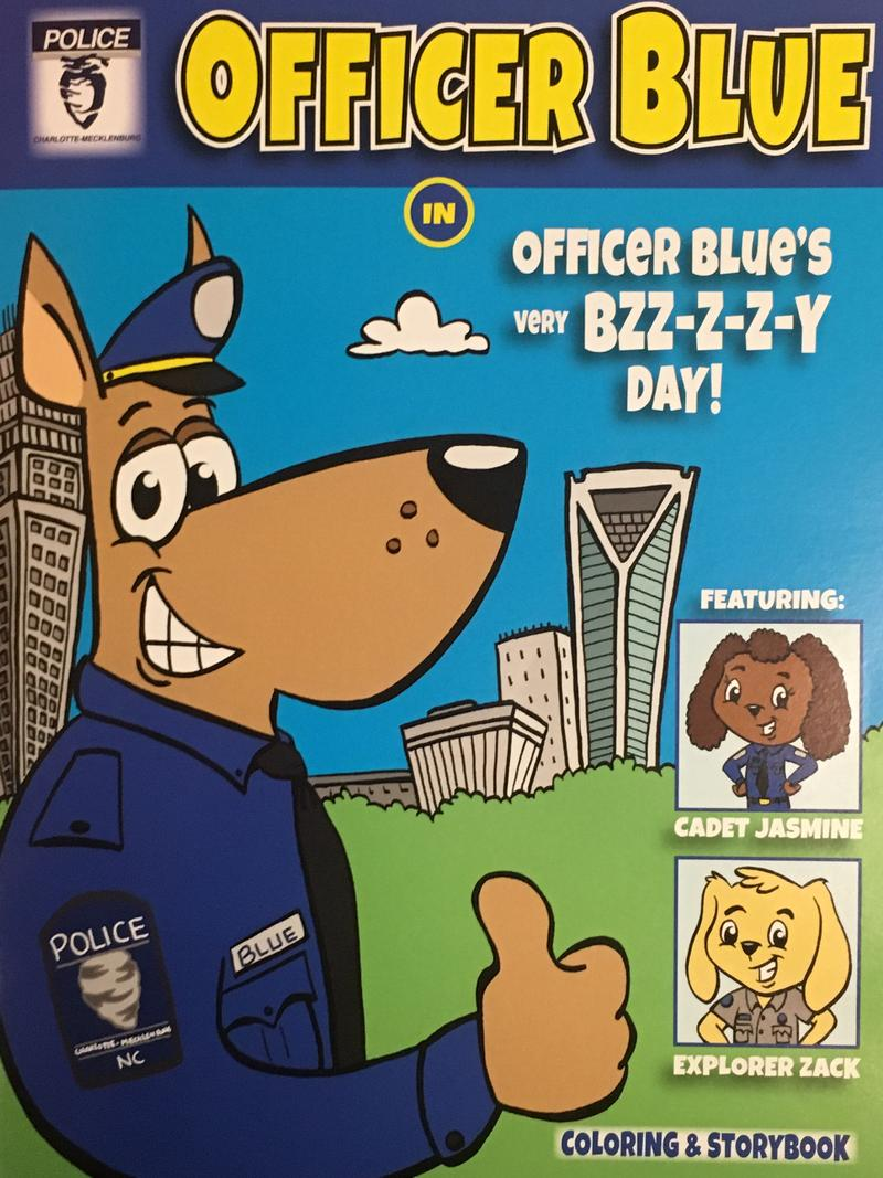 Cover of Officer Blue