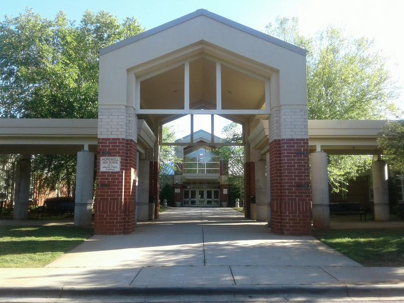 Hopewell High in Huntersville could get a more diverse mix of students under the proposed student assignment plan