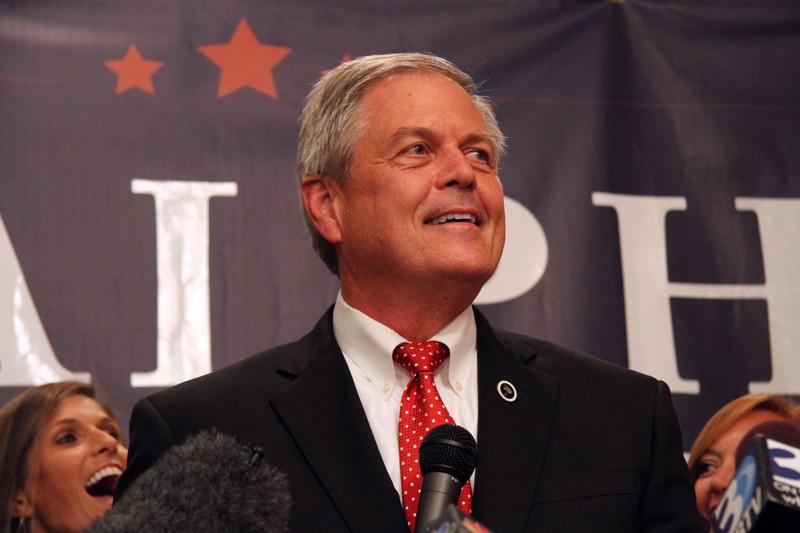 Newly elected Republican Congressman Ralph Norman