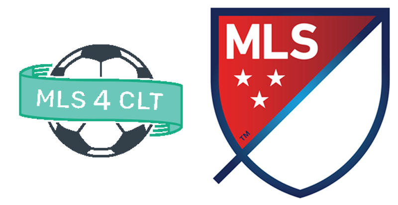 MLS4CLT and MLS logos